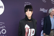 Diane Warren attends The Hollywood Reporter's 2017 Women In Entertainment Breakfast at Milk Studios on December 6, 2017 in Los Angeles, California.