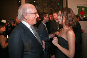 Roberto Coin and Alicia Vikander Photos Photo