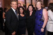 Mehmet Oz, Lisa Oz, Alison Brower and guest attend The Hollywood Reporter's 5th Annual 35 Most Powerful People in New York Media on April 6, 2016 in New York City.