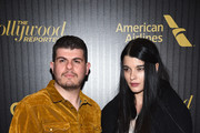 Eli Mizrahi and Crystal Renn attends The Hollywood Reporter's 5th Annual 35 Most Powerful People in New York Media on April 6, 2016 in New York City.