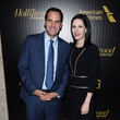 Jill Kargman and Andy Buckley Photos