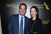Jill Kargman and Andy Buckley Photos Photo
