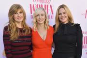 Chelsea Handler and Mary McCormack Photos Photo