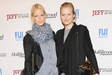 """Inga Eiriksdottir The Hollywood Reporter And FIJI Water Host A Screening Of """"Jeff, Who Lives At Home"""" - Arrivals"""