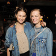 Julia Dunstall The Hollywood Reporter And FIJI Water Host A Screening Of