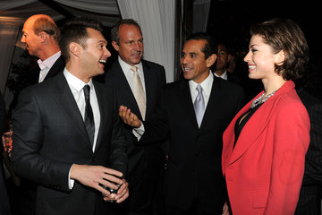Eric Mika The Hollywood Reporter's Oscar Nominee Dinner - Inside