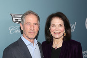 Lions Gate Entertainment CEO Jon Feltheimer (L) and Sherry Lansing attend The Hollywood Reporter's Power 100 Women In Entertainment at Milk Studios on December 5, 2018 in Los Angeles, California.