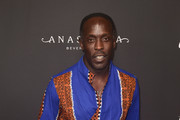 Michael K. Williams attends The Hollywood Reporter And SAG-AFTRA Emmy Award Contenders Annual Nominees Night on September 20, 2019 in Beverly Hills, California.