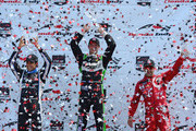 Tony Kanaan Helio Castroneves Photos Photo