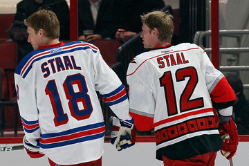 Marc Staal Eric Staal Honda NHL SuperSkills