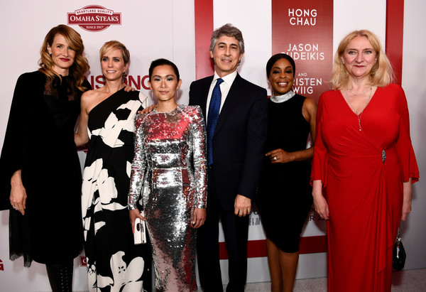 Premiere Of Paramount Pictures' 'Downsizing' - Red Carpet