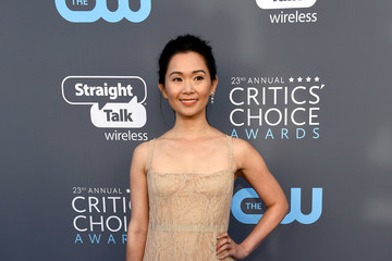 Hong Chau The 23rd Annual Critics' Choice Awards - Arrivals