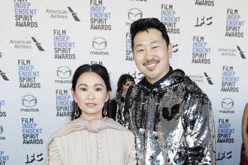Hong Chau American Airlines at The 2020 Film Independent Spirit Awards
