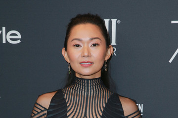 Hong Chau Hollywood Foreign Press Association and InStyle Celebrate the 75th Anniversary of the Golden Globe Awards - Arrivals