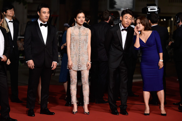 'O Piseu' Premiere - The 68th Annual Cannes Film Festival