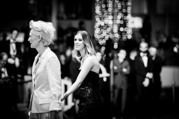 Honor Swinton Byrne Alternative View - The 72nd Annual Cannes Film Festival