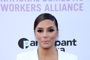 Eva Longoria attends National Domestic Workers Alliance's awards night watch party at The Jane Club on February 24, 2019 in Los Angeles, California.
