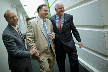 Frank Guinta House Republicans Meet To Continue Work On Debt Ceiling Plan