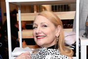 Event co-host Patricia Clarkson attends Housing Works' Fashion for Action on November 14, 2019 in New York City.
