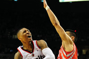 Damian Lillard and Jeremy Lin Photos Photo