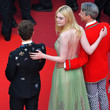 Elle Fanning and John Cameron Mitchell Photos