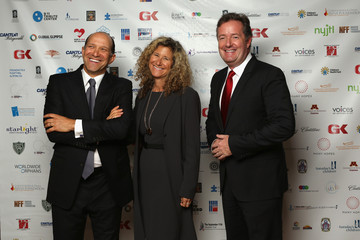 Howard Lutnick Edie Lutnick Celebs at NYC's Annual Charity Day Event — Part 2
