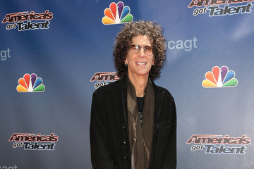 Howard Stern 'America's Got Talent' Red Carpet Event