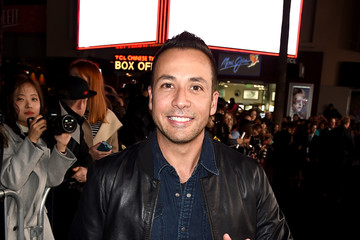 Howie Dorough Premiere Of Paramount Pictures' 'xXx: Return Of Xander Cage' - Red Carpet