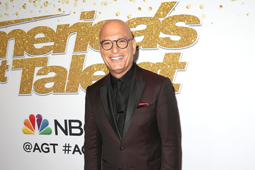 Howie Mandel 'America's Got Talent' Season 13 Live Show Red Carpet