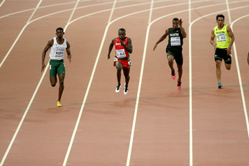 Hua Wilfried Koffi 15th IAAF World Athletics Championships Beijing 2015 - Day Four