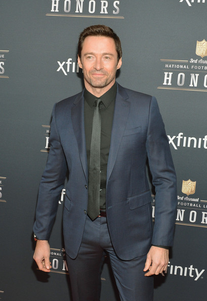 jackman actor hugh jackman attends the 3rd annual nfl honors at radio