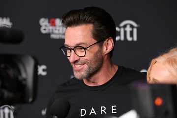 Hugh Jackman 2019 Global Citizen Festival: Power The Movement – Red Carpet And Backstage