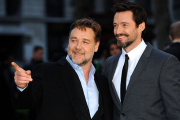 Hugh Jackman 'Noah' Premieres in London — Part 3