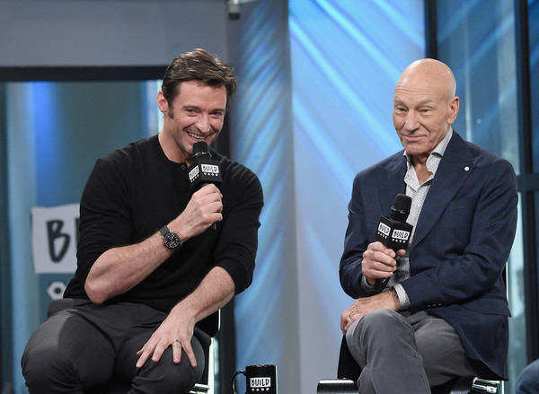 Build Series Presents Hugh Jackman and Patrick Stewart Discussing 'Logan'