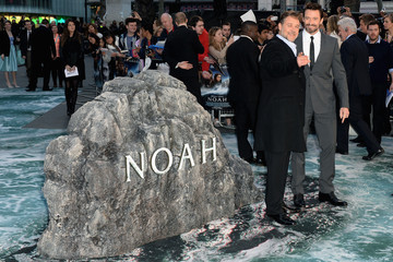 Hugh Jackman 'Noah' Premieres in London