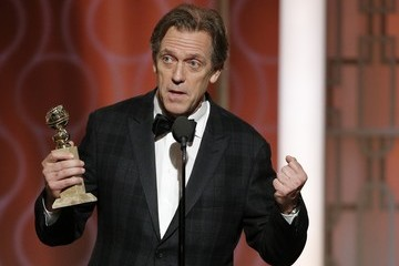 Hugh Laurie 74th Annual Golden Globe Awards - Show