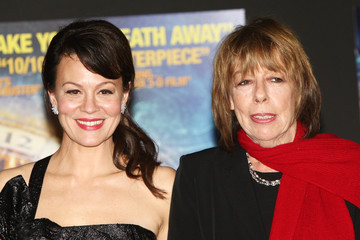frances de la tour height