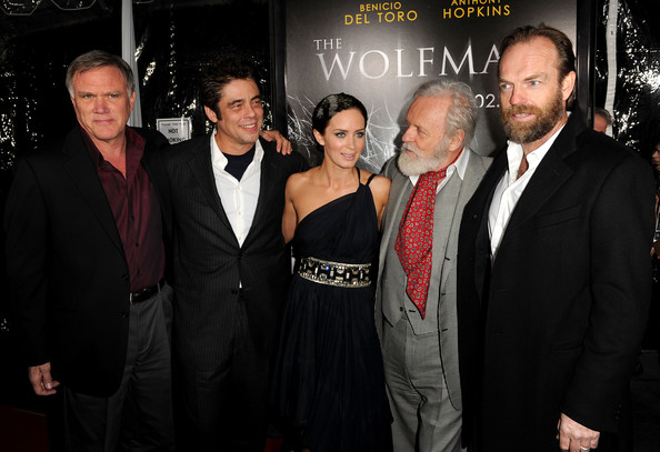 """Premiere Of Universal Pictures' """"The Wolfman"""" - Arrivals"""