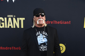 Hulk Hogan Premiere Of HBO's 'Andre The Giant' - Arrivals