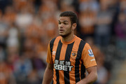 Hatem Ben Arfa of Hull City during the Barclays Premier League match between Hull City and Manchester City at KC Stadium on September 27, 2014 in Hull, England.