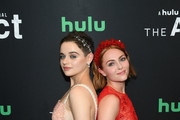 """Joey King, and AnnaSophia Robb attend Hulu's """"The Act"""" New York Premiere at The Whitby Hotel on March 14, 2019 in New York City."""