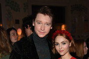 """Calum Worthy and AnnaSophia Robb attend Hulu's """"The Act"""" New York Premiere at The Whitby Hotel on March 14, 2019 in New York City."""