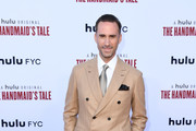 "Joseph Fiennes attends the Hulu's ""The Handmaid's Tale"" Celebrates Season 3 Finale at Regency Village Theatre on August 06, 2019 in Westwood, California."