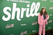 """Aidy Bryant attends Hulu's """"Shrill"""" New York Premiere at Walter Reade Theater on March 13, 2019 in New York City."""