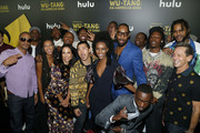"The cast and crew attend Hulu's ""Wu-Tang: An American Saga"" Premiere and Reception at Metrograph on September 04, 2019 in New York City."