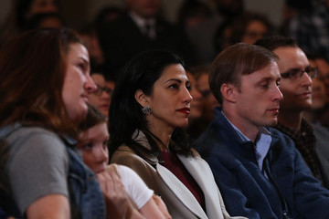 Huma Abedin Hillary Clinton Makes A Statement After Loss In Presidential Election