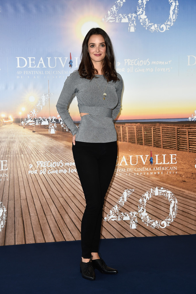 D And D Trailers >> Charlotte Le Bon Photos Photos - 'The Hundred Foot Journey' photocall - 40th Deauville American ...