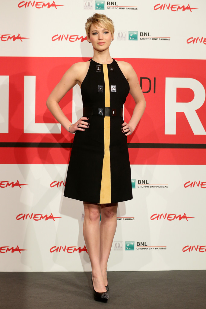 'The Hunger Games: Catching Fire' Photo Call in Rome