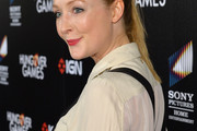 """Actress Jennifer Finnigan attends the """"The Hungover Games"""" cast & crew screening at TCL Chinese 6 Theatres on February 11, 2014 in Hollywood, California."""