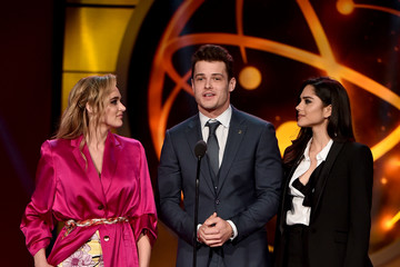Hunter King Michael Mealor 46th Annual Daytime Creative Arts Emmy Awards - Show